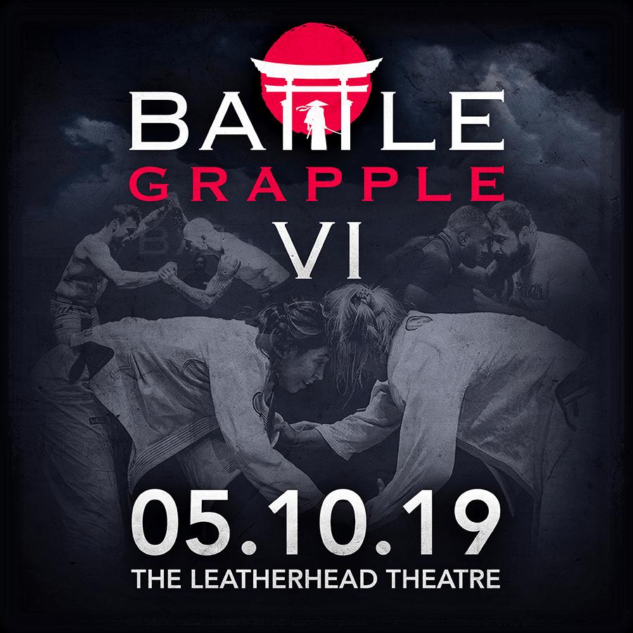 Battle Grapple 6 The Leatherhead Theatre 5th October 2019